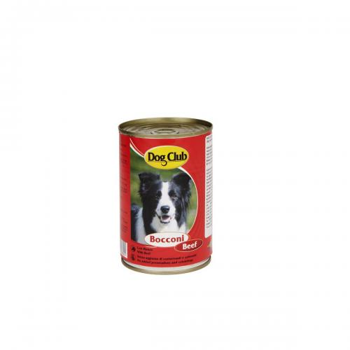 Dog Club Bocconi Beef 300gr