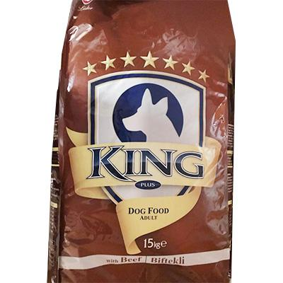 King Adult Dog Foot